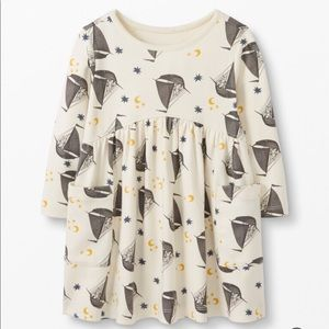 Hanna Andersson Where the Wild Things Are Dress